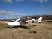 David's airplane